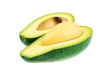 Ripe avocado Royalty Free Stock Images