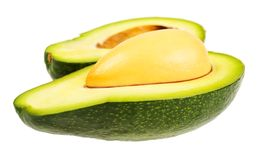 Ripe avocado Royalty Free Stock Image