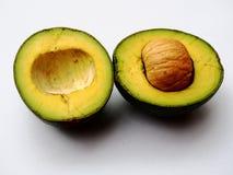 Ripe avocado Stock Image