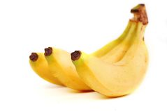 Ripe banana Royalty Free Stock Photos