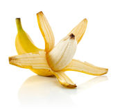 Ripe banana Royalty Free Stock Images
