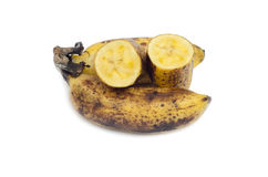 Ripe banana Royalty Free Stock Image