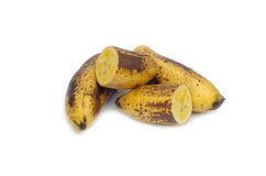 Ripe banana Stock Photo