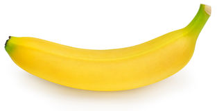 Ripe banana Royalty Free Stock Images
