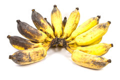 Ripe banana Royalty Free Stock Photography