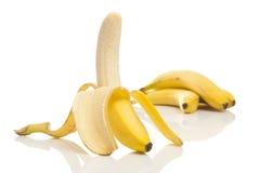 Ripe bananas Stock Photo