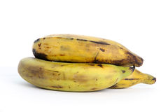 Ripe bananas Royalty Free Stock Images