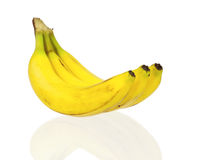 Ripe bananas Royalty Free Stock Image