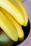Ripe bananas Royalty Free Stock Images