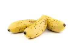 Ripe of bananas. Stock Photos