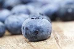 Ripe berries blueberry Royalty Free Stock Images