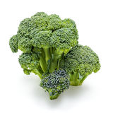 Ripe broccoli crops Royalty Free Stock Photography