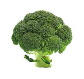 Ripe broccoli Royalty Free Stock Images
