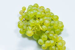 Ripe bunch of grapes Stock Image