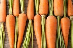 Ripe carrots Royalty Free Stock Photos
