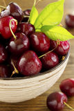 Ripe cherries Royalty Free Stock Photos