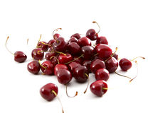 Ripe of cherry Royalty Free Stock Images