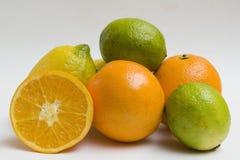 Ripe Citrus fruit Royalty Free Stock Image