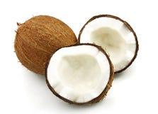 Ripe coconut Royalty Free Stock Photos