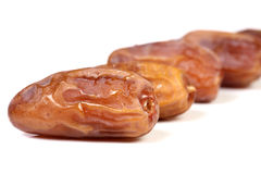 Ripe dates Stock Image