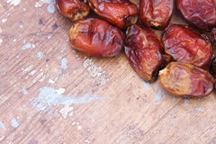 Ripe dates Royalty Free Stock Images