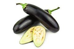 Ripe eggplant Royalty Free Stock Image