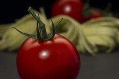 Ripe farm fresh tomato for cooking in pasta Royalty Free Stock Photo