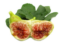 Ripe fig Royalty Free Stock Image