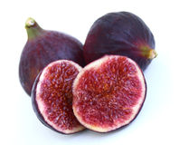 Ripe fig Royalty Free Stock Photo