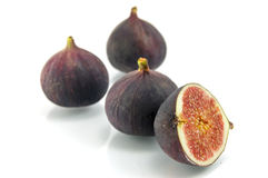 Ripe fig Stock Image