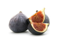 Ripe fig Royalty Free Stock Images