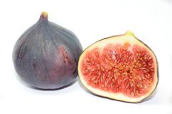 Ripe fig fruits Royalty Free Stock Photography