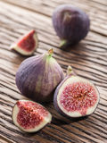 Ripe fig fruits. Royalty Free Stock Photography