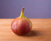 Ripe fig. Royalty Free Stock Photos