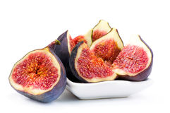 Ripe fig. Stock Photos