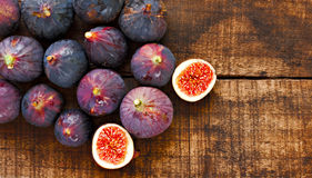Ripe figs Royalty Free Stock Photo