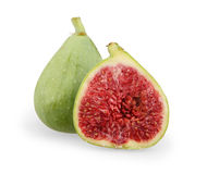 Ripe figs Stock Photography
