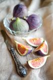 Ripe figs Royalty Free Stock Photos