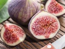 Ripe figs. Royalty Free Stock Image