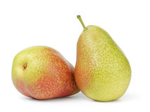 Ripe forelle pears Stock Image