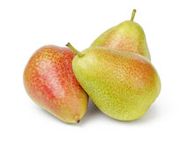Ripe forelle pears Stock Photos