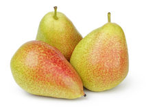Ripe forelle pears Stock Photo