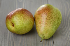 Ripe forelle pears Stock Photography
