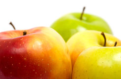 Ripe fresh apples Royalty Free Stock Photography
