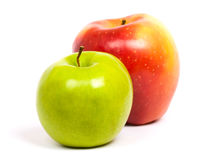 Ripe fresh apples Royalty Free Stock Photo