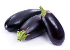 Ripe, fresh eggplant Stock Image