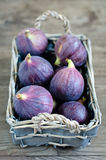 Ripe fresh Fig Stock Image