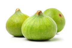 Ripe fresh fig fruits Stock Image