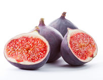 Ripe fresh Fig Royalty Free Stock Images