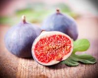 Ripe fresh Fig Royalty Free Stock Photo